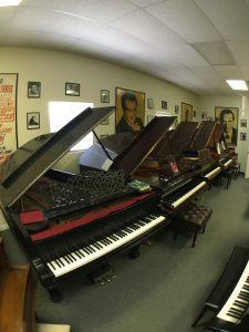 Piano Sales Inventory