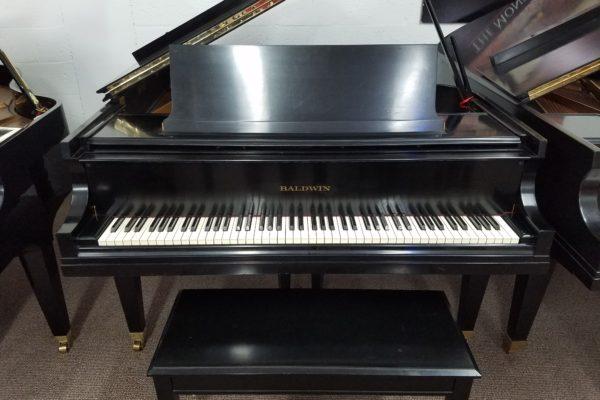 Baldwin R Baby Grand Piano