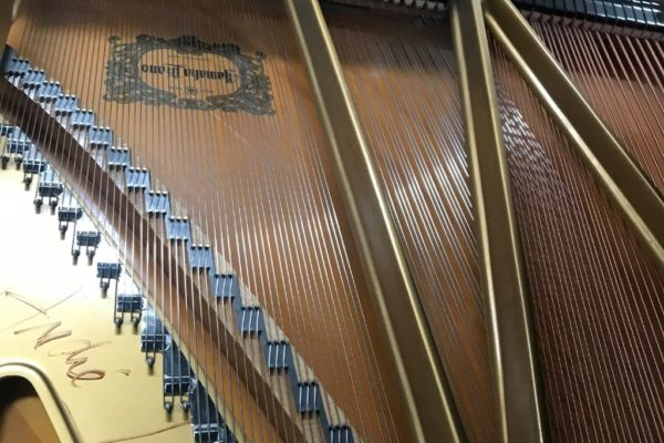 Yamaha CFIII Concert Grand Piano