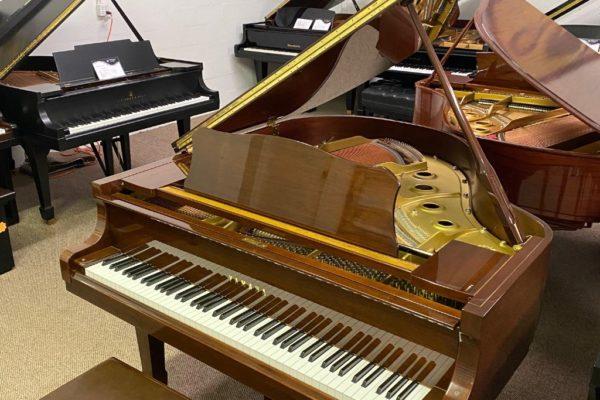 Yamaha G1 Baby Grand Piano