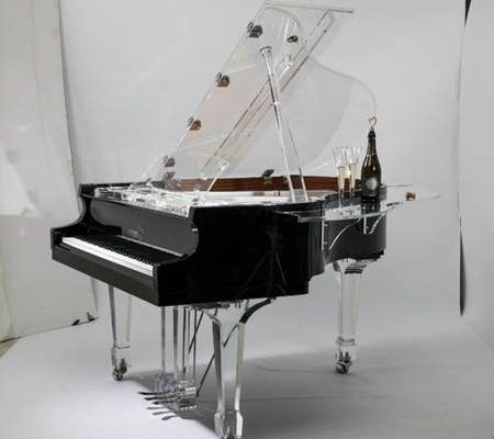Pramberger with Wrap-Around Piano Bar